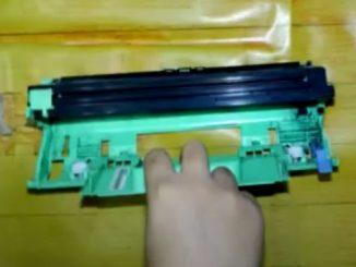Printer Head Open Solving